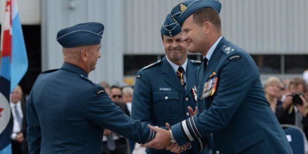 Lt.-Gen. Michael Hood Named New Royal Canadian Air Force