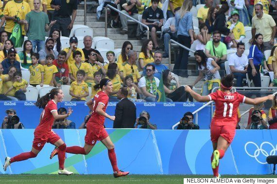 Canada's Women's Soccer Team Is Bringing A Bronze Medal