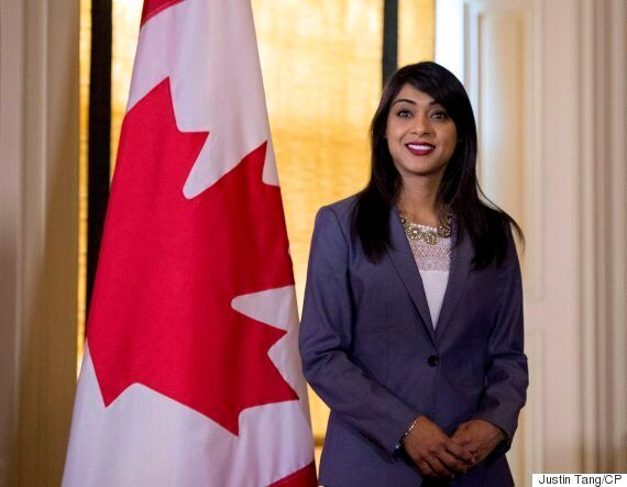 Bardish Chagger, Rookie Cabinet Minister, Promoted To Government House