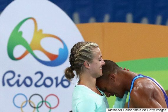 Brianne Theisen-Eaton And Ashton Eaton Are A Match Made In