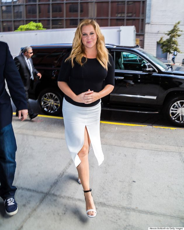 Best Dressed Of The Week: Amy Schumer, Natalie Portman And Karlie