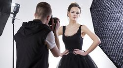 The Making Of A Fashion Shoot