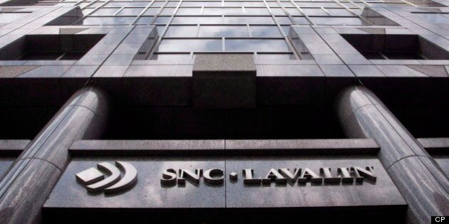 SNC-Lavalin Layoffs To Hit 950 Positions, Including 600 In