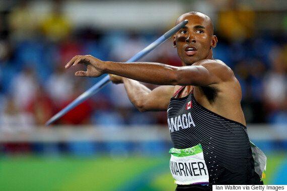Canada's Damian Warner Captures Bronze In Decathlon At
