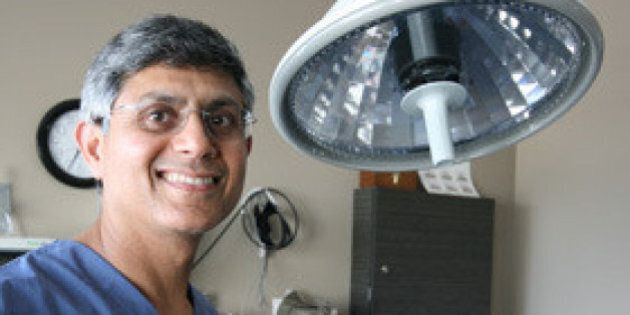Dr. Bobby Rishiraj, Kamloops Dentist, Caused Patient's Brain Damage: