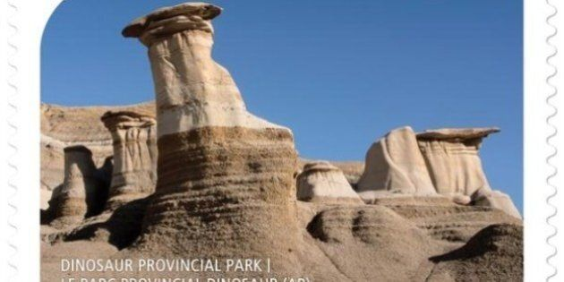 Canada Post Recalls Hoodoo Stamp After Getting Alberta Geography