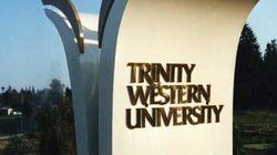 Trinity Western Grasps at Hypocritical