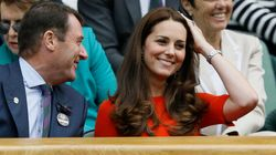 The Duchess Of Cambridge Is A Pop Of Colourful