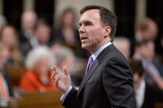 Bill Morneau Urged To Overhaul Fiscal Relationship With First