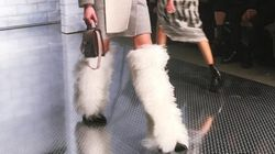 Fur Leggings Will Be All The Rage Next