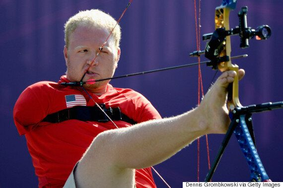 Matt Stutzman Doesn't Need Arms To Become The Greatest Archer In The