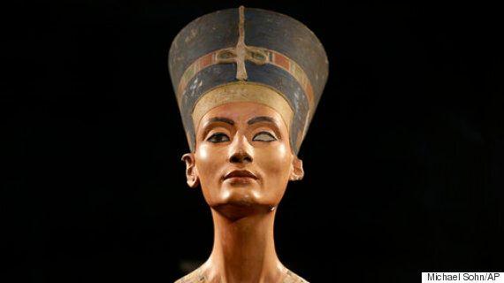 King Tutankhamun Burial Chamber Scans Reveal Two Hidden