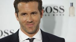 Ryan Reynolds Responds To Baby Wearing