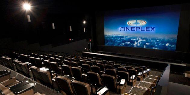 Cineplex Shrinks Drinks, But Keeps Prices