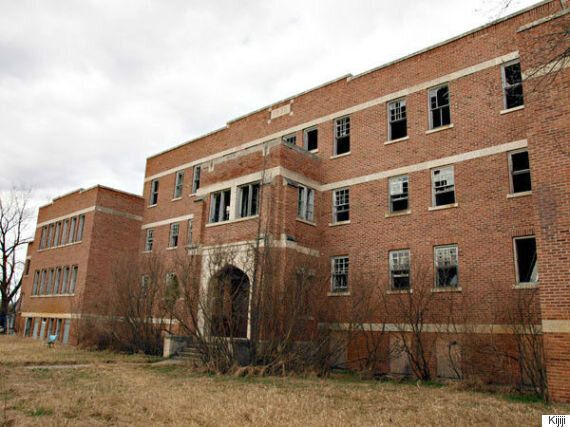Ex-Birtle Indian Residential School Being Sold On Kijiji For