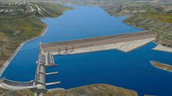 Massive B.C. Hydro Dam Project Approved To Start