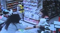 Cashier's Maternal Instinct Saves Baby During Mom's