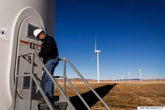 Alberta To Place Bigger Focus On Wind