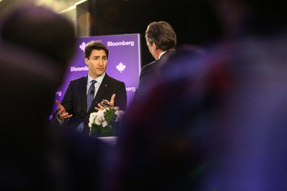 Justin Trudeau: Federal Budget Will Return Old Age Security Eligibility To