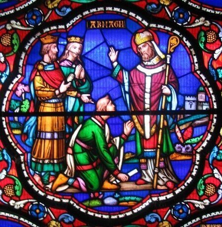 St. Patrick Actually Wore Blue, And Other Facts History Got