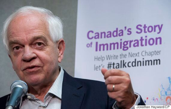 John McCallum: Feds Aim To Spread Chinese Immigrants Across