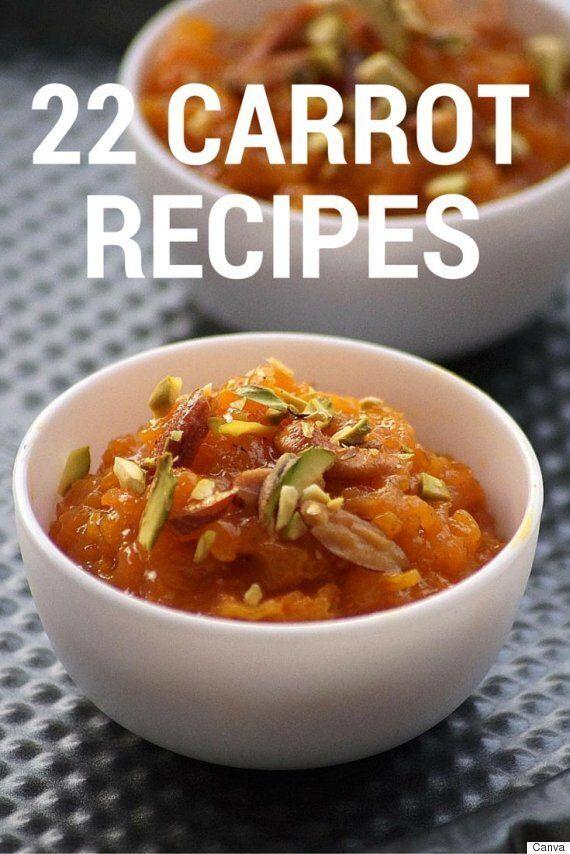 22 Carrot Recipes That Aren't Carrot