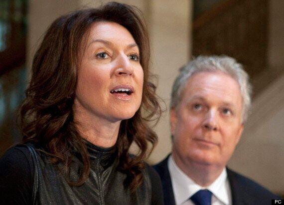 Nathalie Normandeau Arrested By Quebec's Anti-Corruption