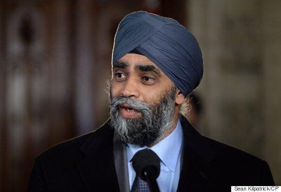 Harjit Sajjan: Canada Needs Long-Term Plan Before Committing To Libyan Anti-ISIS
