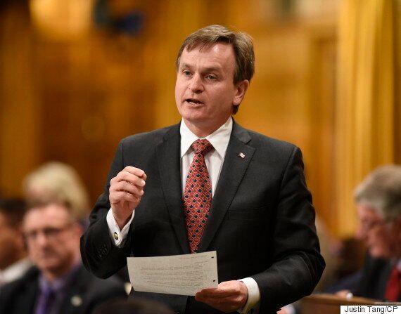 Andrew Saxton, Ex-B.C. MP, Preparing Bid For Tory