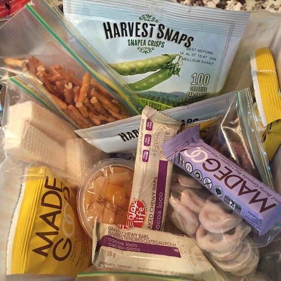 Going Back To School With Celiac Disease And