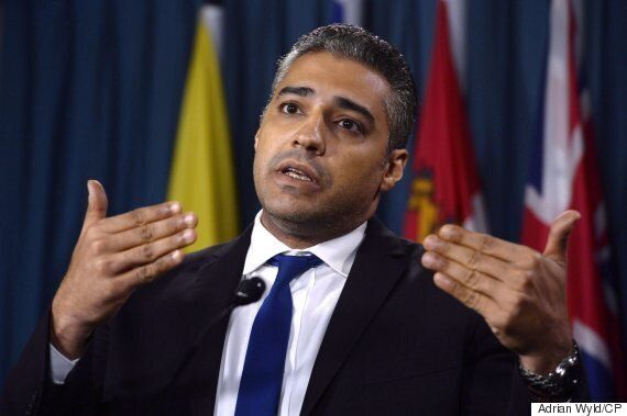 Mohamed Fahmy Urges Families Of Canadians Detained In Middle East To Take Proactive
