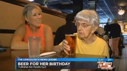 Secret To Long Life Is Pretty Boozy, According To 103-Year-Old