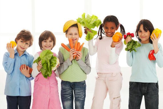 Send Your Kids Back To School With Healthy