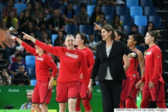 Canada's Women's Basketball Team Eliminated From Rio Olympics With Loss To
