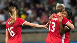 Canada's Women's Soccer Team Falls To