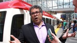 Calgary's Wind Powered LRT Is an Incredibly Successful