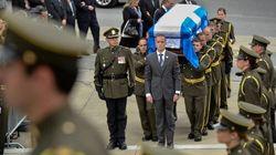 Quebec Politicians Pay Tribute To Jacques Parizeau At