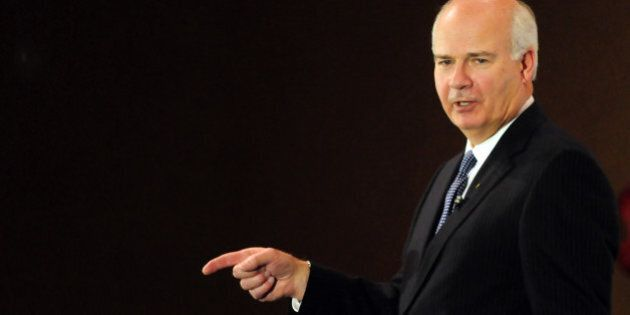 Why Was Peter Mansbridge Permitted to Support the Mother Canada