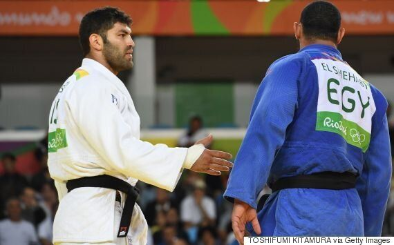 Islam El Shehaby, Egyptian Judoka Who Refused Israeli Opponent's Handshake, Sent Home From