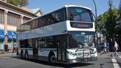 Drunk Passengers' Vomit, Urine Land On B.C. Bus