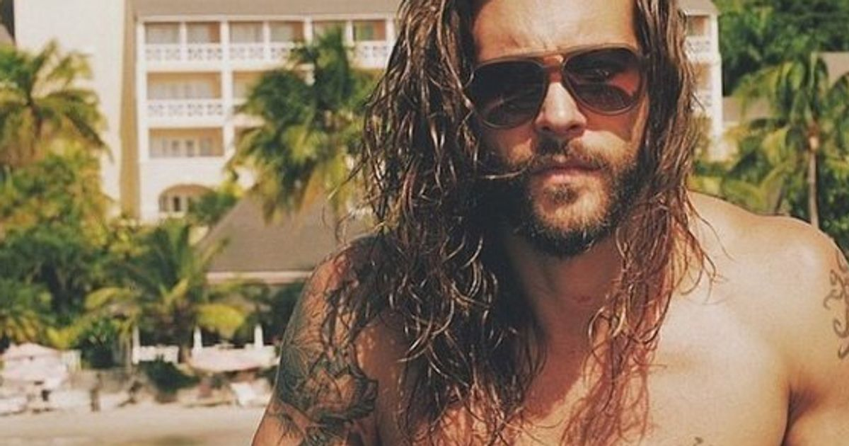Swell 20 Long Hair And Beard Combos To Drool Over Photos Huffpost Canada Schematic Wiring Diagrams Amerangerunnerswayorg