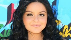 Ariel Winter Gets Cheeky In Raciest Red Carpet Look