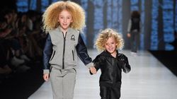 These Kiddos Stole Our Hearts At Toronto Fashion