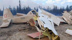 Pilot Killed Fighting Wildfire Was Not Formally Trained On