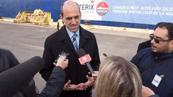 Grits Too Hasty In Rejecting Unsolicited Icebreaker Bid: Tory
