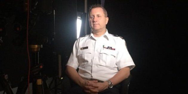 Frank Elsner, Victoria Police Chief Accused Of Affair, Says