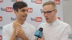 See How YouTube's AsapSCIENCE Guys Deal With Animal