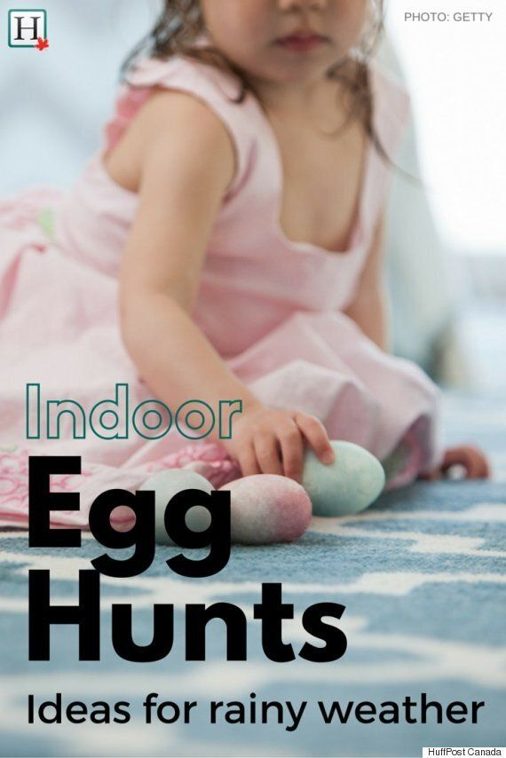 Easter Egg Hunt: 10 Indoor Ideas For Unpredictable
