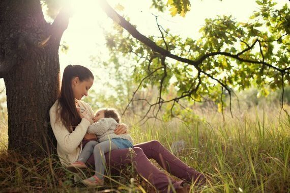 Why I Choose To Continue Breastfeeding My
