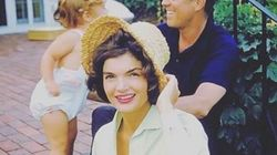 Jackie Kennedy Onassis' Granddaughter Is Her Spitting